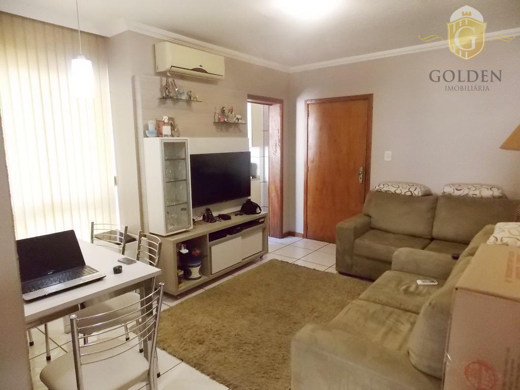 Apartamento 2 dormitórios com vaga de garagem no bairro Nonai