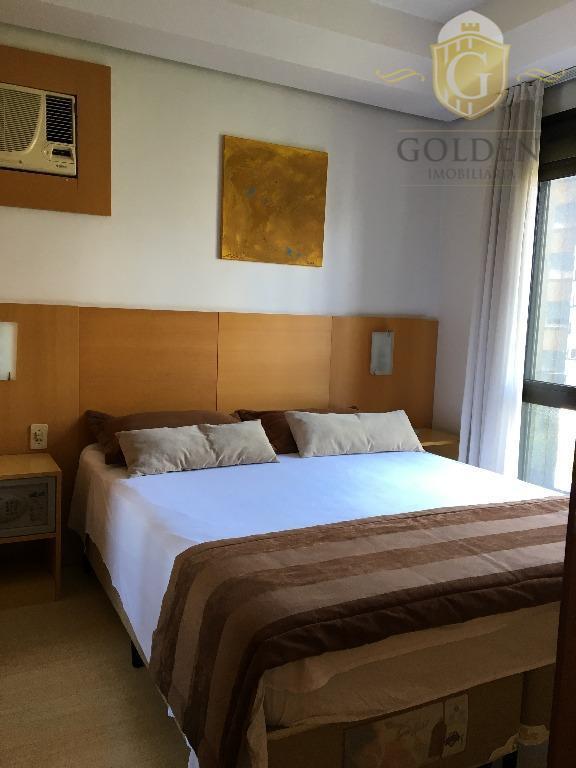apartamento, 01 dormitório. mobiliado. bairro independência, próximo do bom fim. área de 48m² útil, piso laminado,...