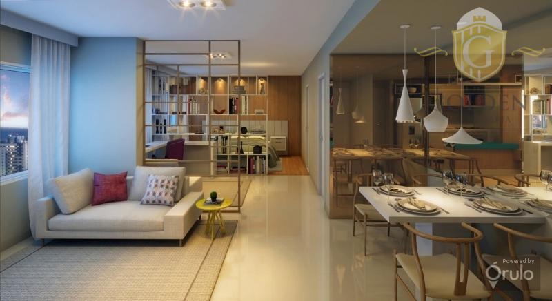 Apartamento 1 dormitório com vaga de garagem no bairro Partenon