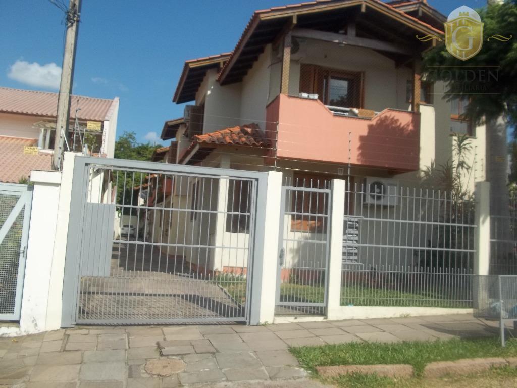 Casa residencial à venda, Camaquã, Porto Alegre.