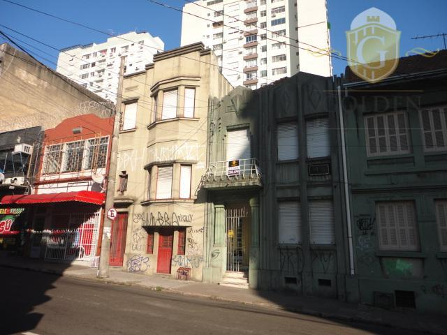 Casa residencial à venda, Floresta, Porto Alegre.