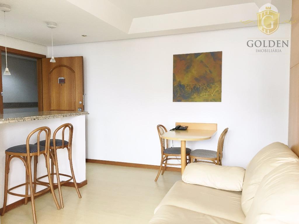 Apartamento, 1 Dormitório, Mobiliado, Bairro Bom Fim, para locação (normal ou temporada).  Porto Alegre.