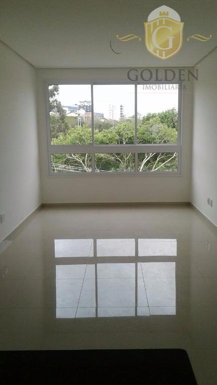vende excelente apartamento novo de frente, com 03 dormitórios, 01 suite, living integrado, lavanderia, churrasqueira, box...