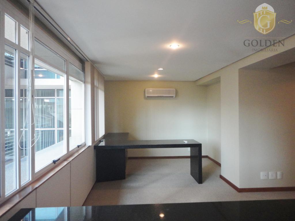 Sala,  Bairro Moinhos de Vento, Mobiliada, 38m²,  para locação,  Porto Alegre.