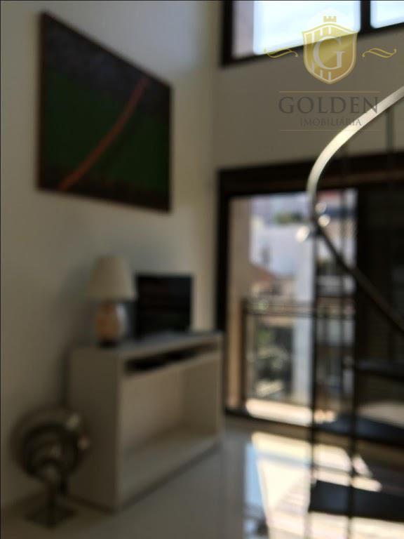 apartamento duplex mobiliado impecável na rua casemiro de abreu com uma vaga de garagem. apartamento super...