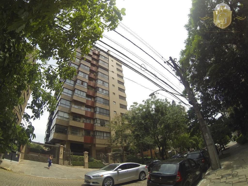 Apartamento com 3 dormitórios para alugar, 240 m² por R$ 5.000/mês - Moinhos de Vento - Porto Alegre/RS