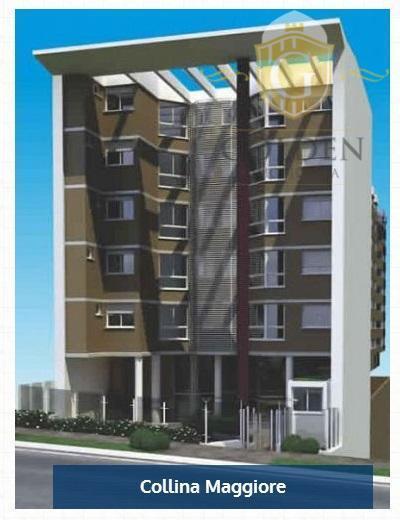 Apartamento com 1 dormitório para alugar, 35 m² por R$ 3.500/mês - Bom Fim - Porto Alegre/RS