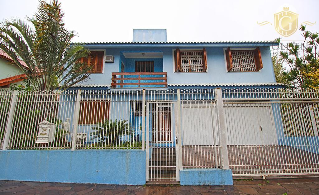 Casa com 4 dormitórios à venda, 425 m² por R$ 740.000 - Ipanema - Porto Alegre/RS