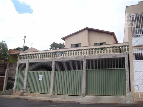 Casa Residencial à venda, Nossa Senhora da Abadia, Uberaba - CA0579.