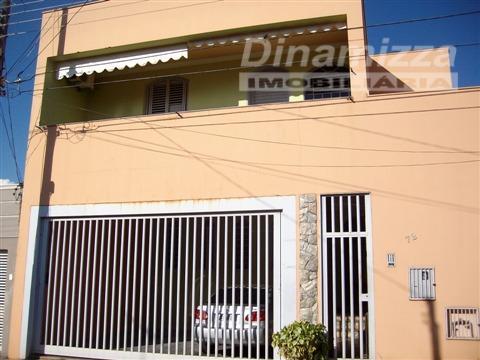 Casa Residencial à venda, Nossa Senhora da Abadia, Uberaba - CA0758.