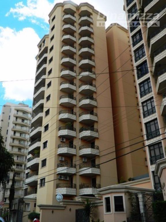 Apartamento residencial para venda e locação, Mercês, Uberaba - AP1783.