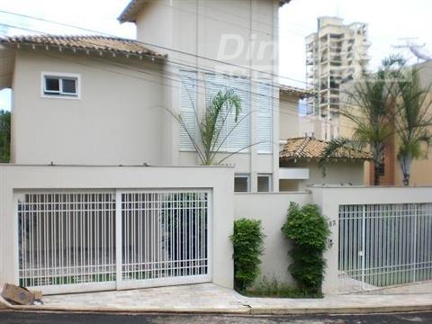 Casa residencial à venda, São Sebastião, Uberaba - CA0015.
