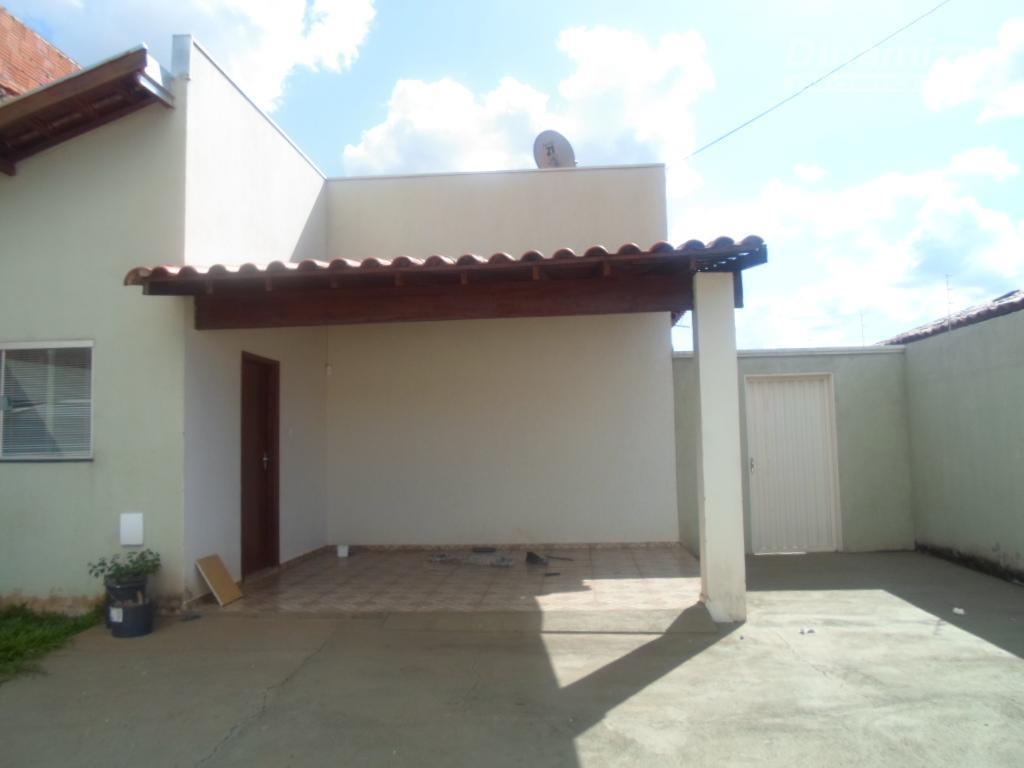 Casa residencial para venda e locação, São José, Uberaba - CA1002.