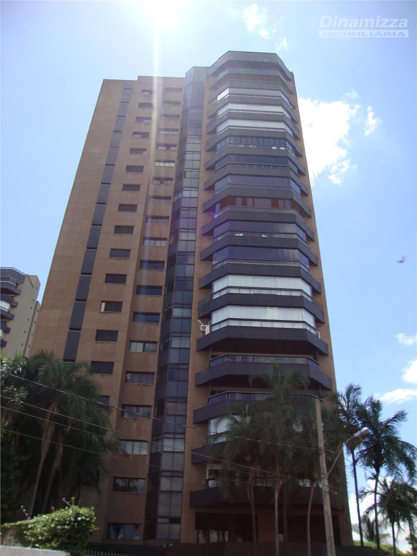 Apartamento residencial à venda, Morada das Fontes, Uberaba.