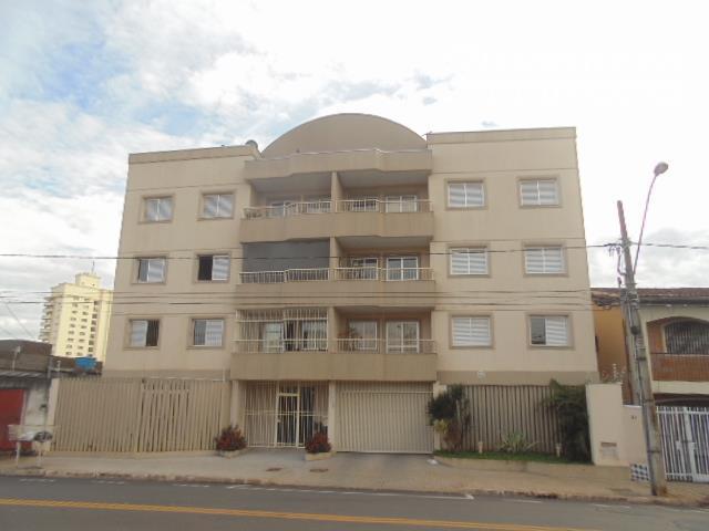 Apartamento residencial para venda e locação, Santa Maria, Uberaba - AP1314.