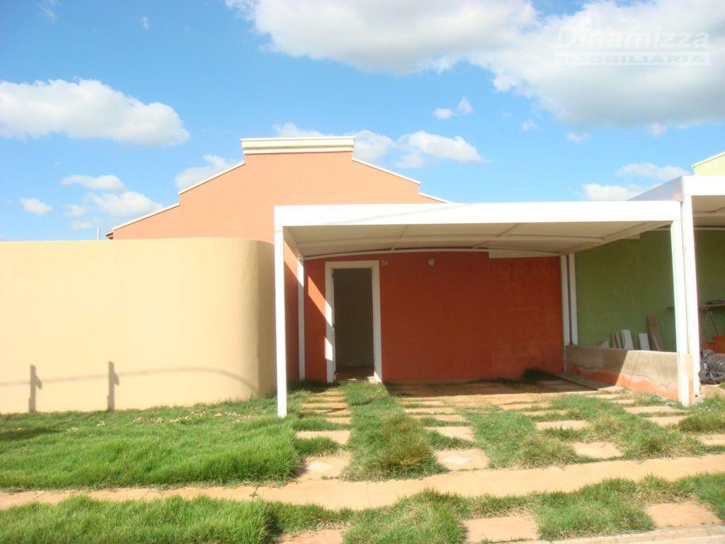 Casa residencial à venda, Residencial Morada Du Park, Uberaba.