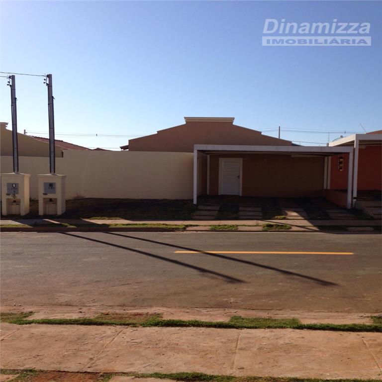 Casa  residencial para locação, Residencial Morada Du Park, Uberaba.