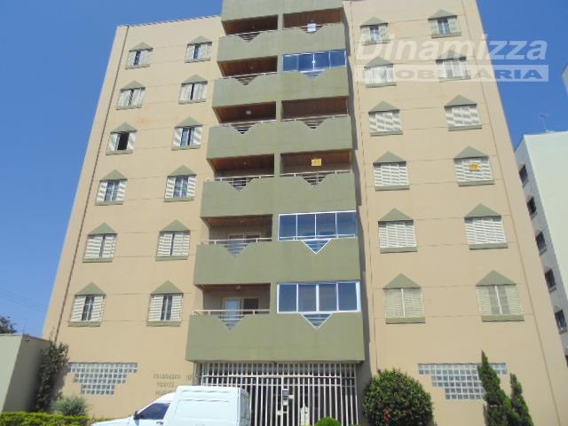 Apartamento residencial para locação, São Benedito, Uberaba - AP0291.