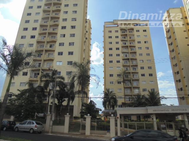 Apartamento residencial para locação, Santa Maria, Uberaba - AP1706.