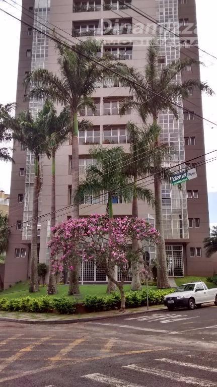 Apartamento residencial para venda e locação, Santa Maria, Uberaba - AP1713.