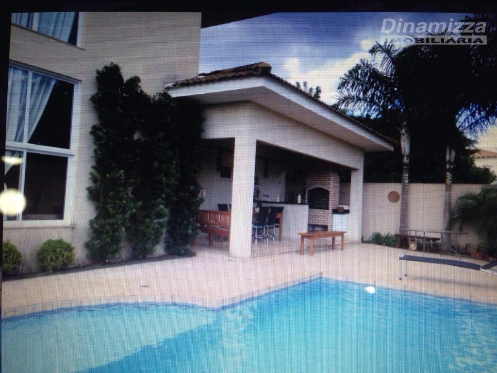 Casa residencial à venda, Flamboyant Residencial Park, Uberaba - CA1438.