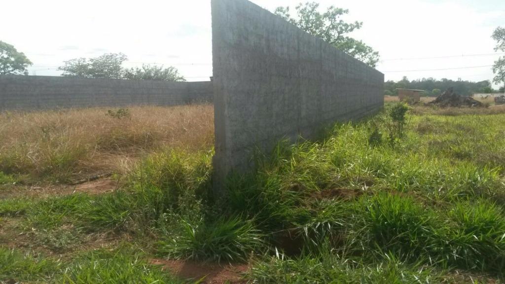 Terreno residencial à venda, Jockey Park, Uberaba.