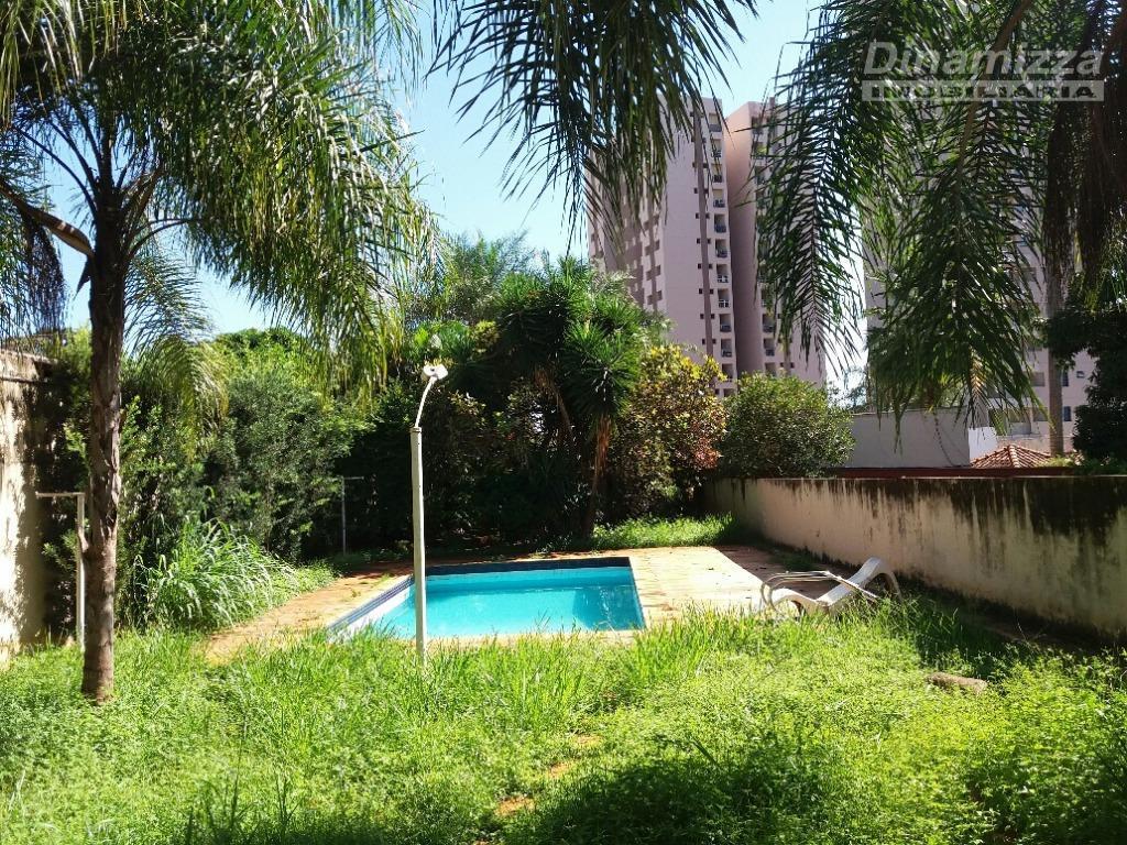 Casa residencial à venda, Mercês, Uberaba - CA1518.