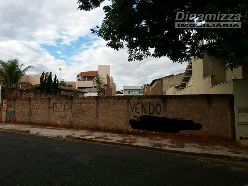 Terreno residencial à venda, Jardim São Bento, Uberaba.