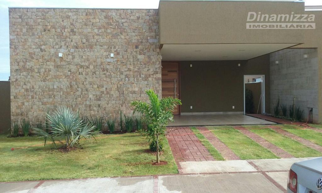 Casa residencial à venda, Cyrela Landscape, Uberaba.