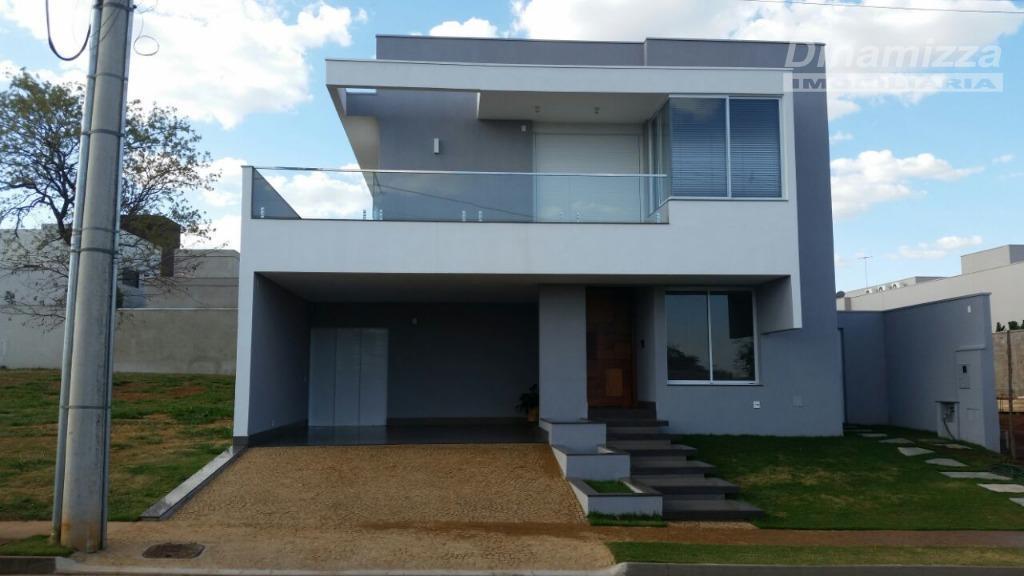 Casa residencial à venda, Damha Residencial Uberaba II, Uberaba.