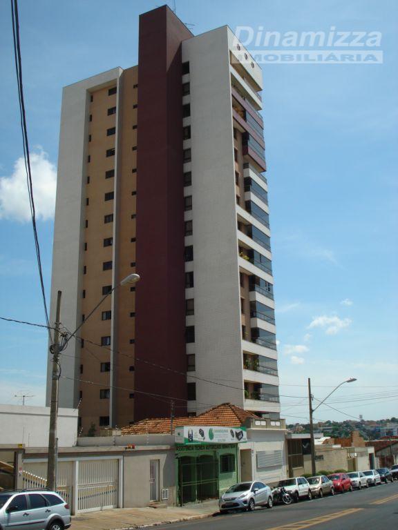 Apartamento residencial à venda, Mercês, Uberaba - AP0653.