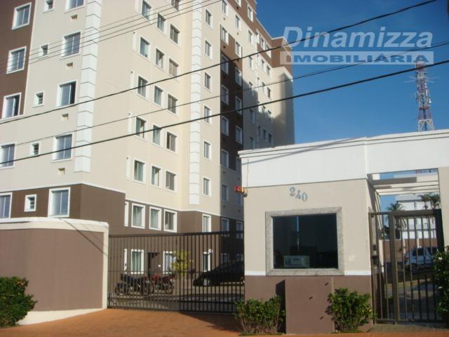 Apartamento residencial para venda e locação, São Benedito, Uberaba - AP1085.