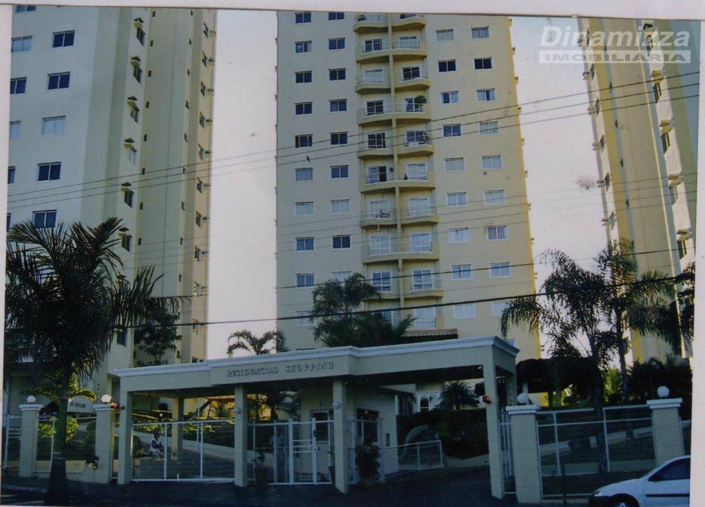 Apartamento residencial para locação, Santa Maria, Uberaba - AP1135.