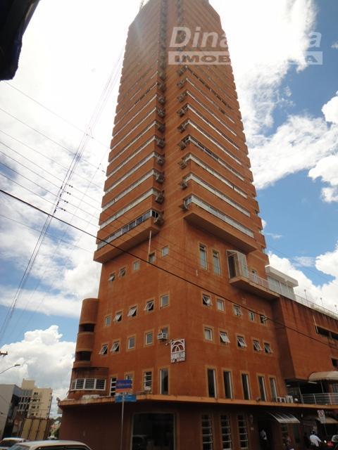 Flat residencial para locação, Centro, Uberaba - FL0001.