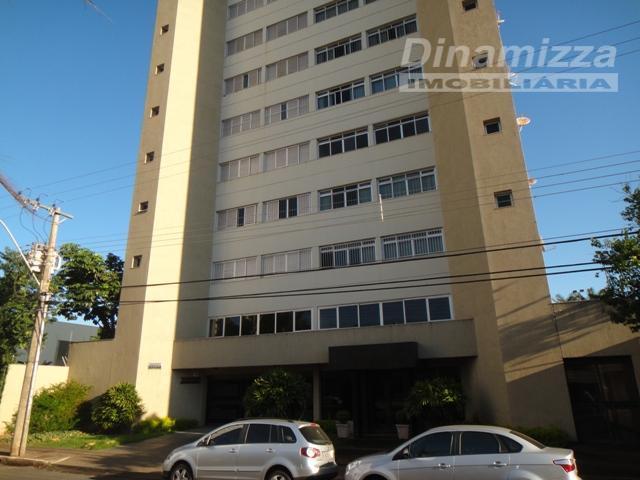 Apartamento residencial para locação, Centro, Uberaba - AP1052.