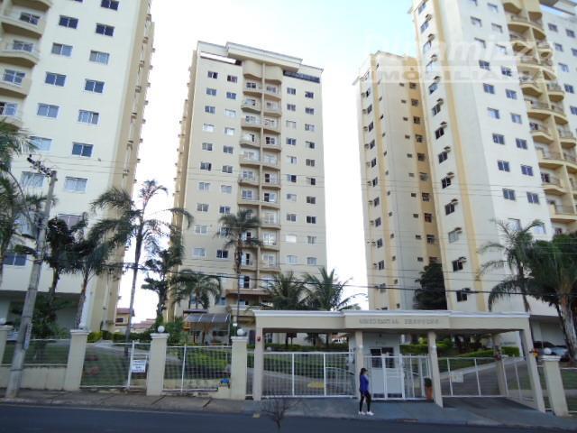Apartamento residencial para venda e locação, Santa Maria, Uberaba - AP1016.