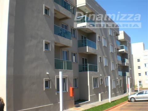 Apartamento Residencial à venda, Estados Unidos, Uberaba - AP0206.