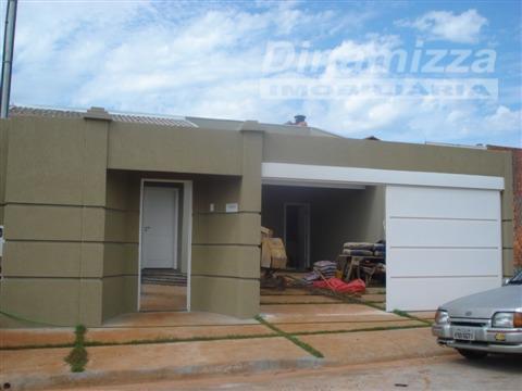 Casa Residencial à venda, Jardim Nenê Gomes, Uberaba - CA0610.
