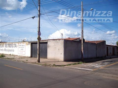 Terreno Residencial à venda, Conjunto Chica Ferreira, Uberaba - TE0229.