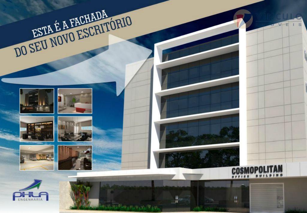 Sala comercial à venda, Santa Maria, Uberaba - SA0001.