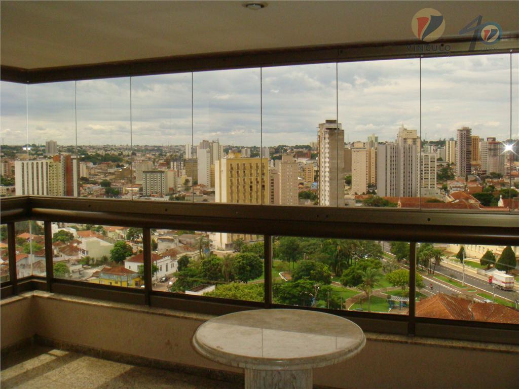 Apartamento residencial para venda e locação, Mercês, Uberaba - AP0219.