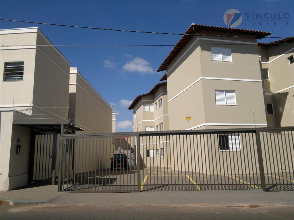 Apartamento residencial para locação, Conjunto Umuarama, Uberaba.