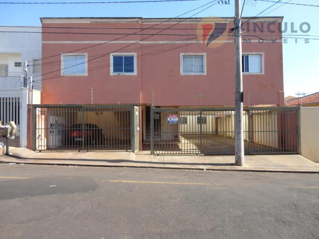 Apartamento residencial à venda, Olinda, Uberaba - AP0236.