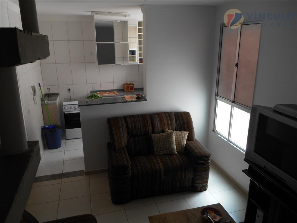 Apartamento residencial à venda, Universitário, Uberaba - AP0526.