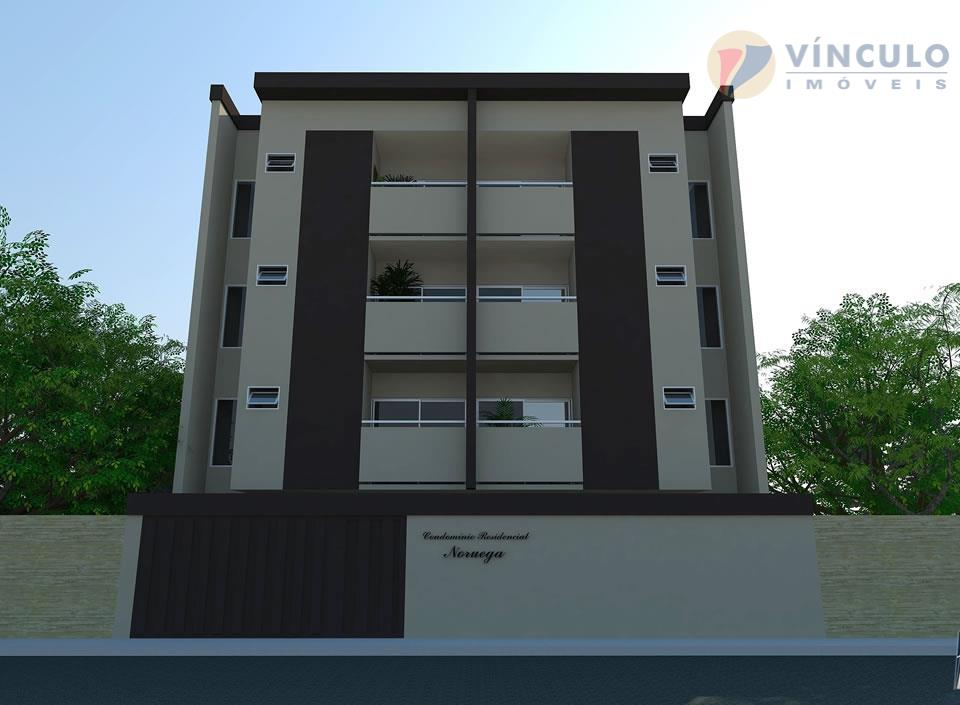 Apartamento residencial à venda, Santa Maria, Uberaba - AP0603.