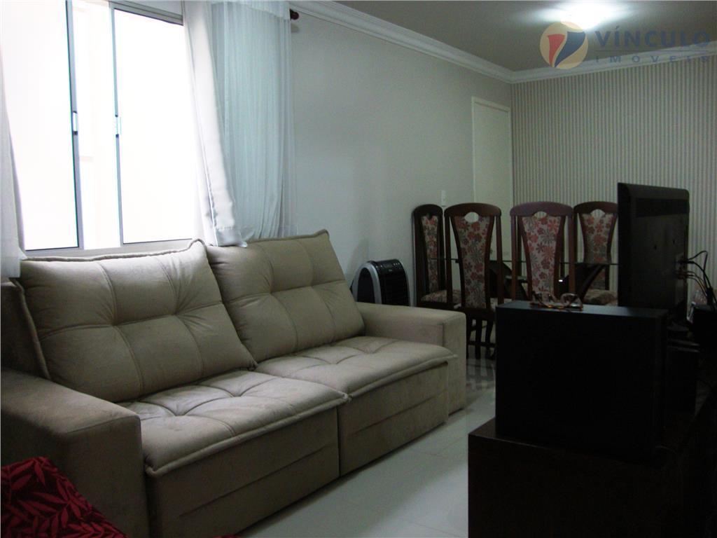 Apartamento residencial à venda, Estados Unidos, Uberaba - AP0640.