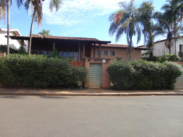 Casa residencial para venda e locação, São Sebastião, Uberaba - CA0724.