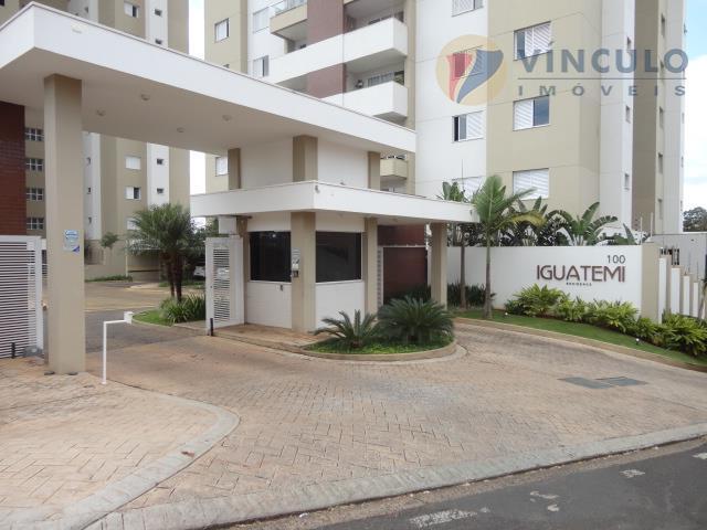 Apartamento residencial para locação, Santa Maria, Uberaba - AP0357.