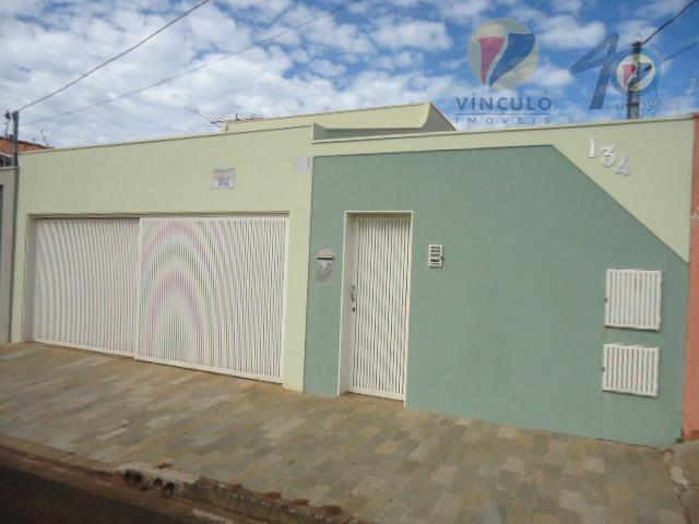 Casa residencial à venda, Conjunto Manoel Mendes, Uberaba - CA0726.