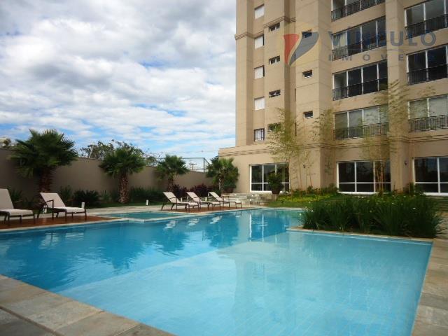 Apartamento residencial à venda, Mercês, Uberaba - AP0712.